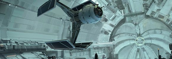 The Impressive Sci-Fi Art of Mark Li