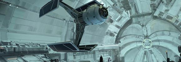 The Impressive Sci-Fi Art of Mark Li