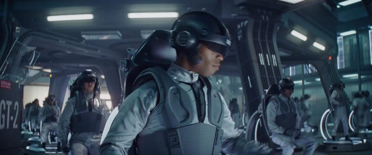 Awesome First Trailer for Ready Player One