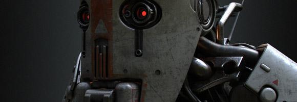 The 3d Sci-Fi Art of Tor Frick