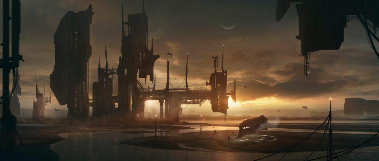 The Sci-Fi Art of José Julián Londoño Calle