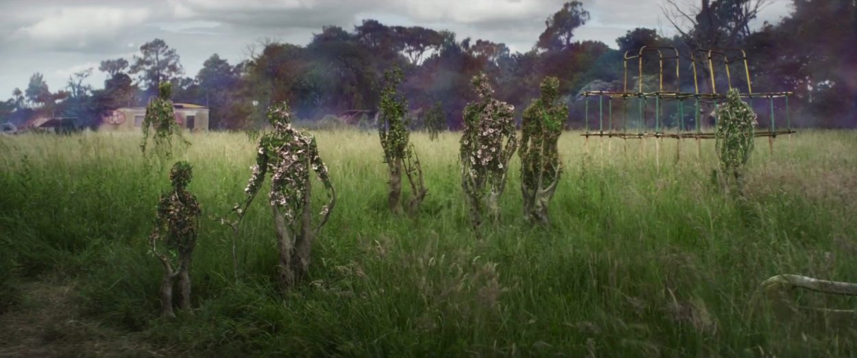 Teaser Trailer for Sci-Fi Thriller Annihilation