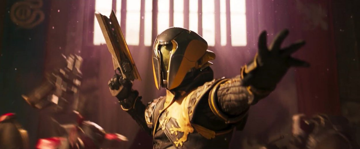 Stunning Live Action Trailer for Destiny 2!