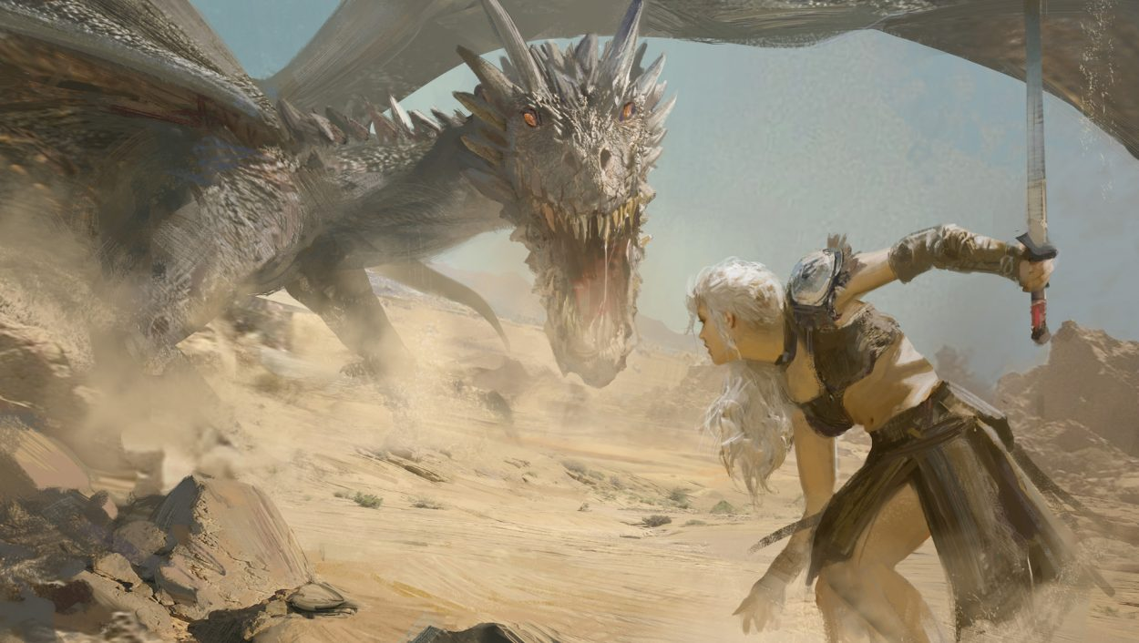 The Amazing Digital Art of Bruce Zhang