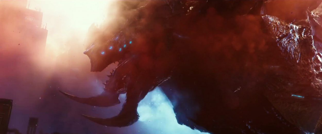 First Trailer for Pacific Rim: Uprising