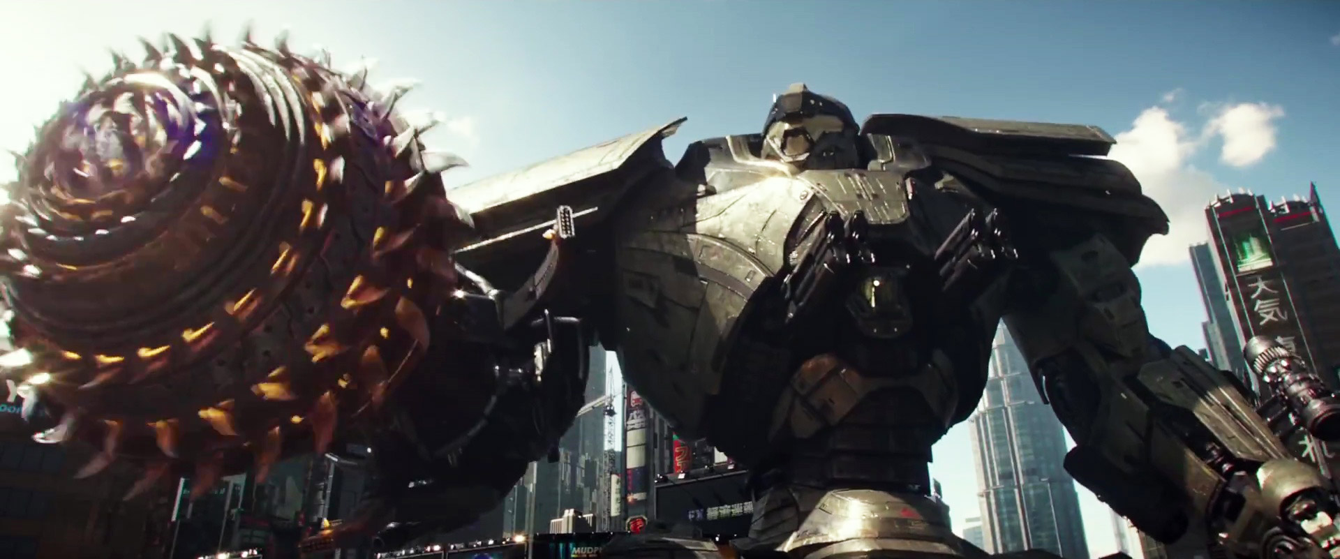 First Trailer for Pacific Rim: Uprising | Pacific Rim Sci ... Pacific Rim