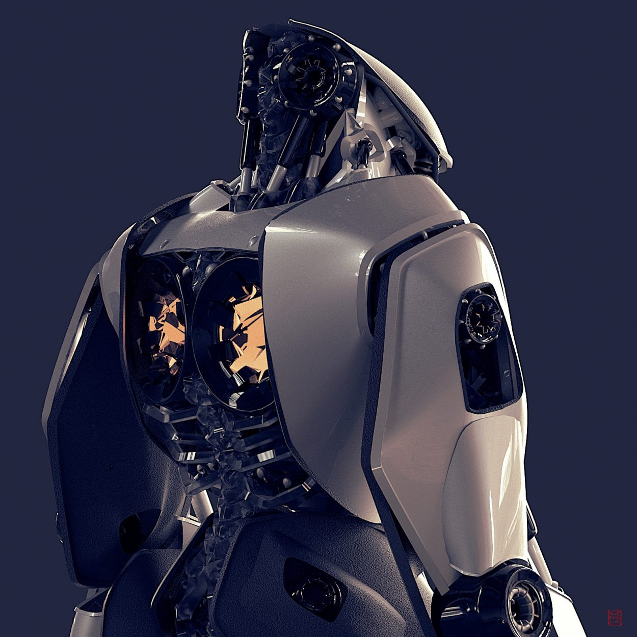 The Futuristic Digital Art of Mike Jelinek