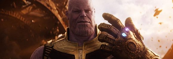 Avengers: Infinity War Trailer!