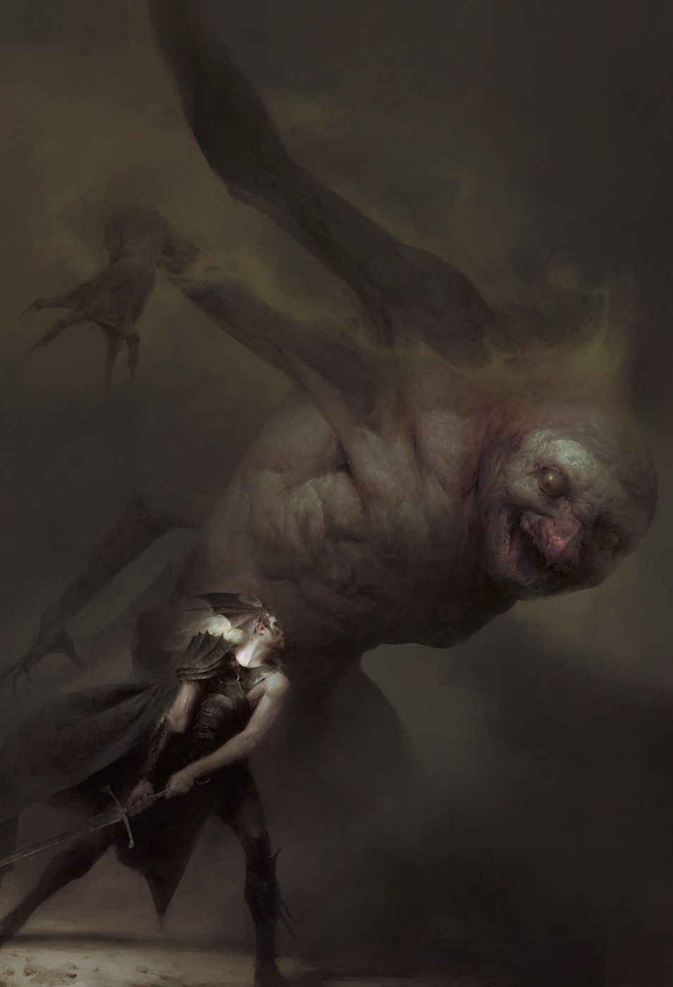 The Dark Fantasy Art of Piotr Jabłoński