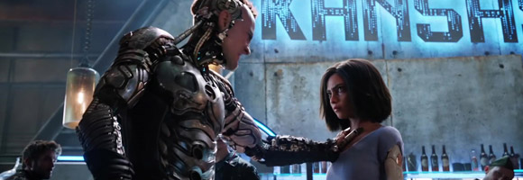 Alita: Battle Angel First Trailer!