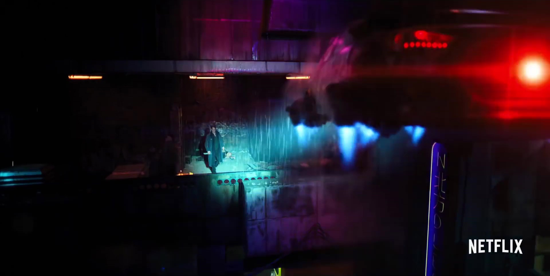 First Cool Trailer for Altered Carbon from Netflix