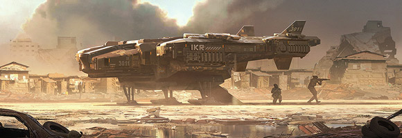 The Science Fiction Art of Juhani Jokinen