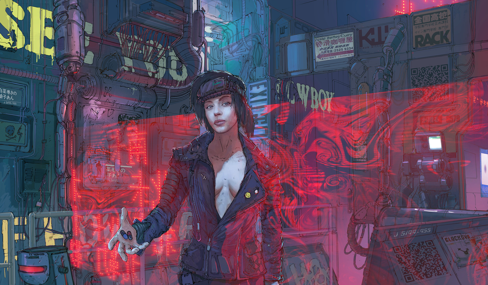 The Digital Artworks of Klaus Wittmann