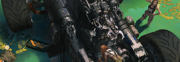 The Superb Digital Art of Klaus Wittmann