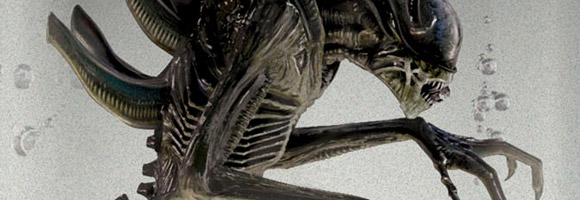 Cool Aliens 'Xenomorph Specimen' Sculpture!