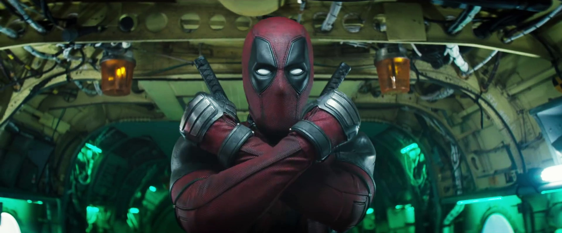 Super Cool Trailer for Deadpool 2