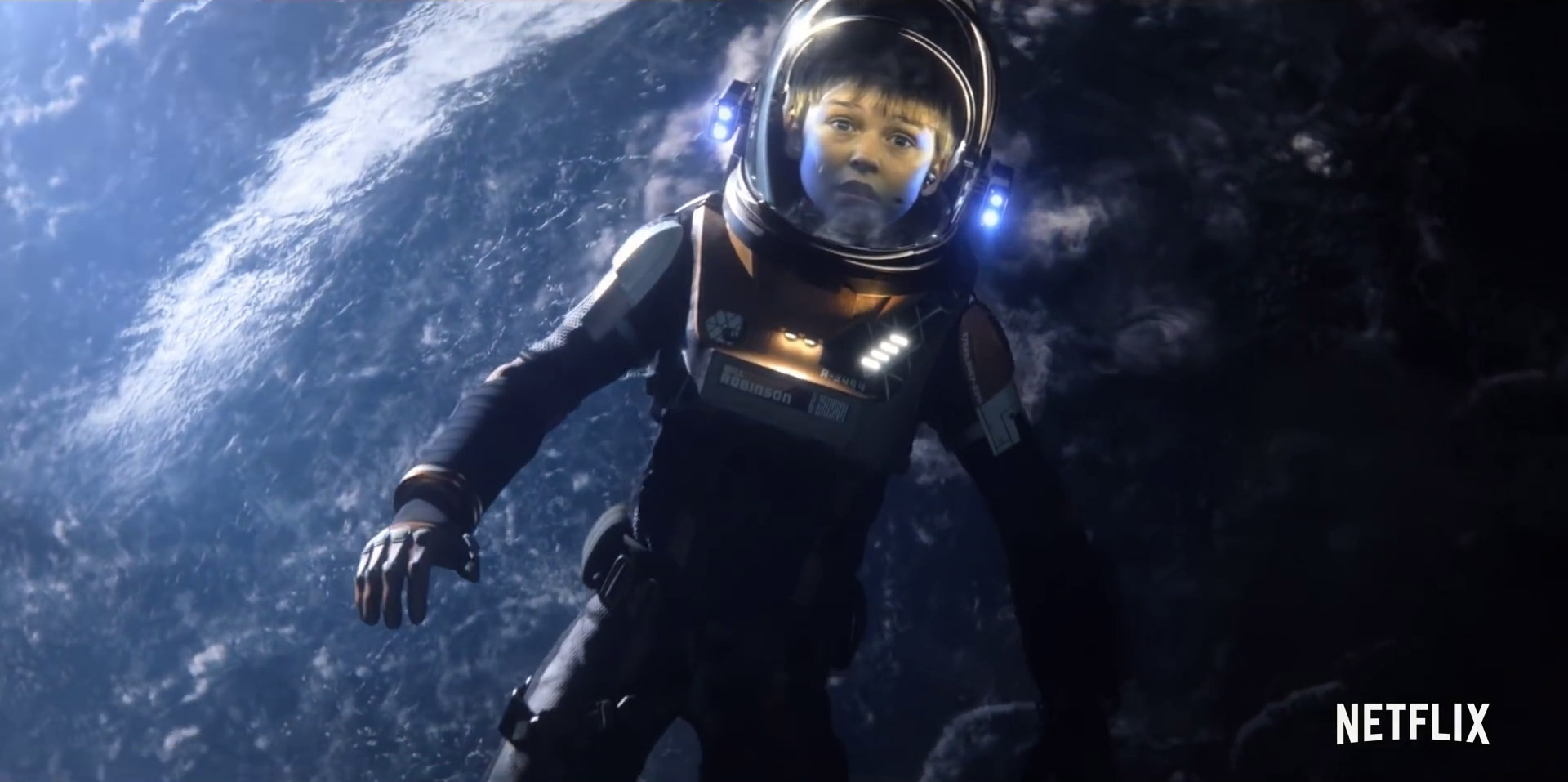 Lost In Space Reboot Trailer from Netflix