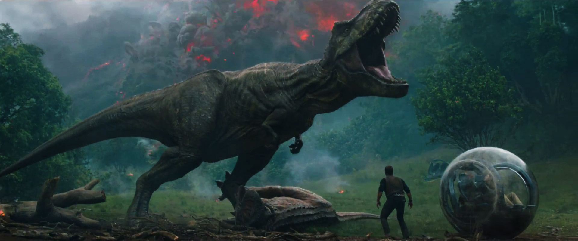 Jurassic World: Fallen Kingdom Final Trailer