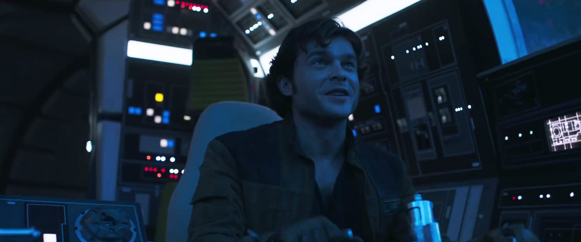 First Full Trailer for Solo: A Star Wars Story!