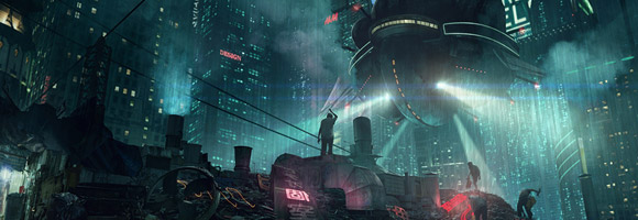 The Sci-Fi Concept Art of Gabriel Björk Stiernström