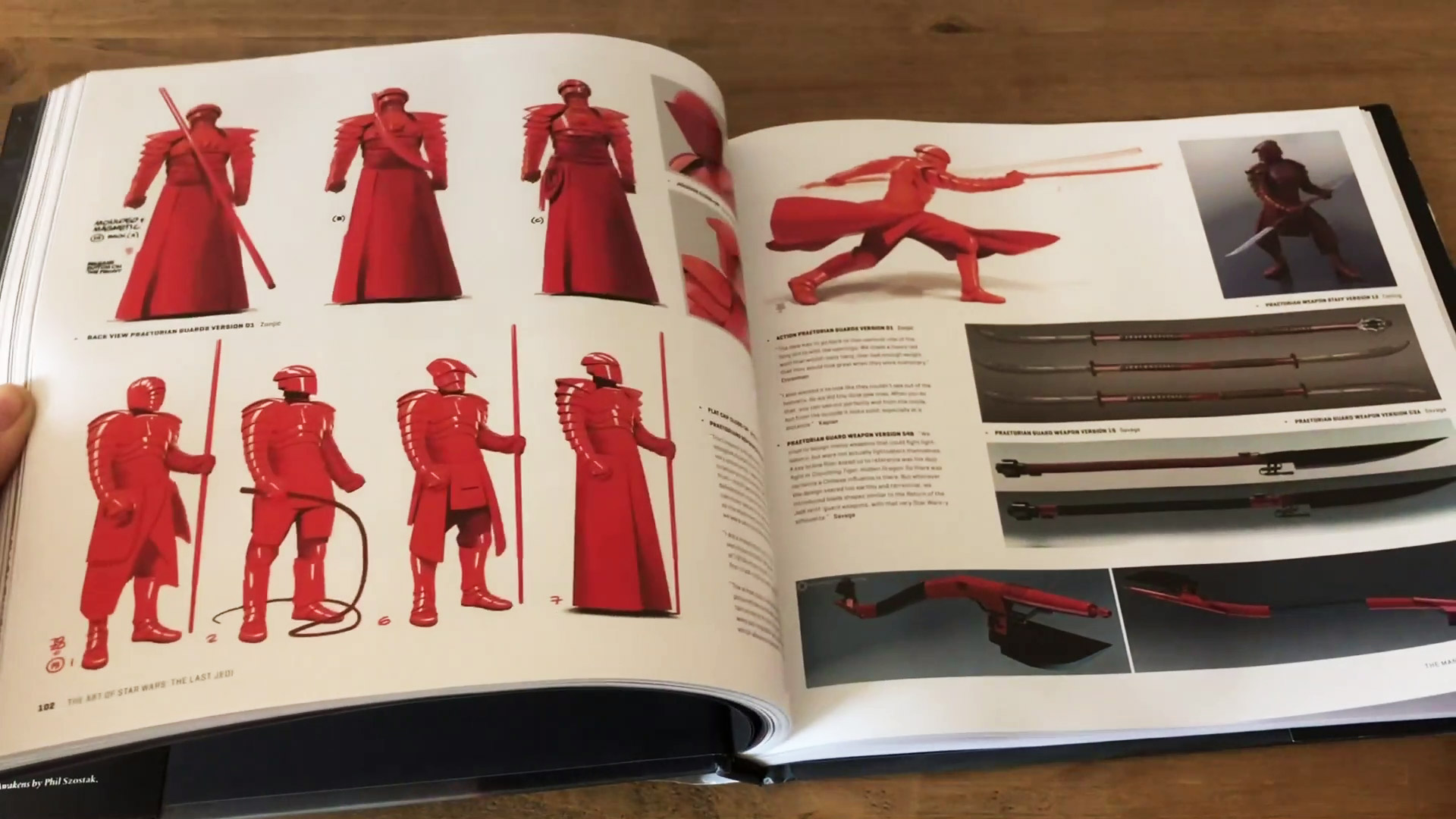 The Art of Star Wars: The Last Jedi Book Review