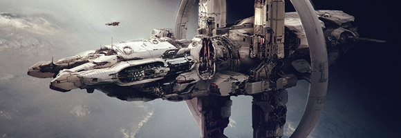 The Sci-Fi Concept Art of Arnaud Kleindienst