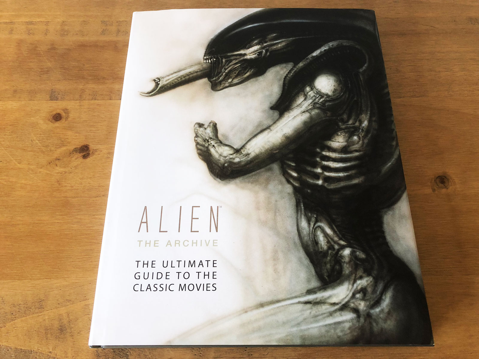 Alien the Archive Book Review