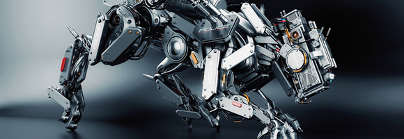 The Stunning 3d Sci-Fi Art of Vladislav Ociacia
