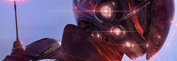The Cool Sci-Fi Art of James Simmons