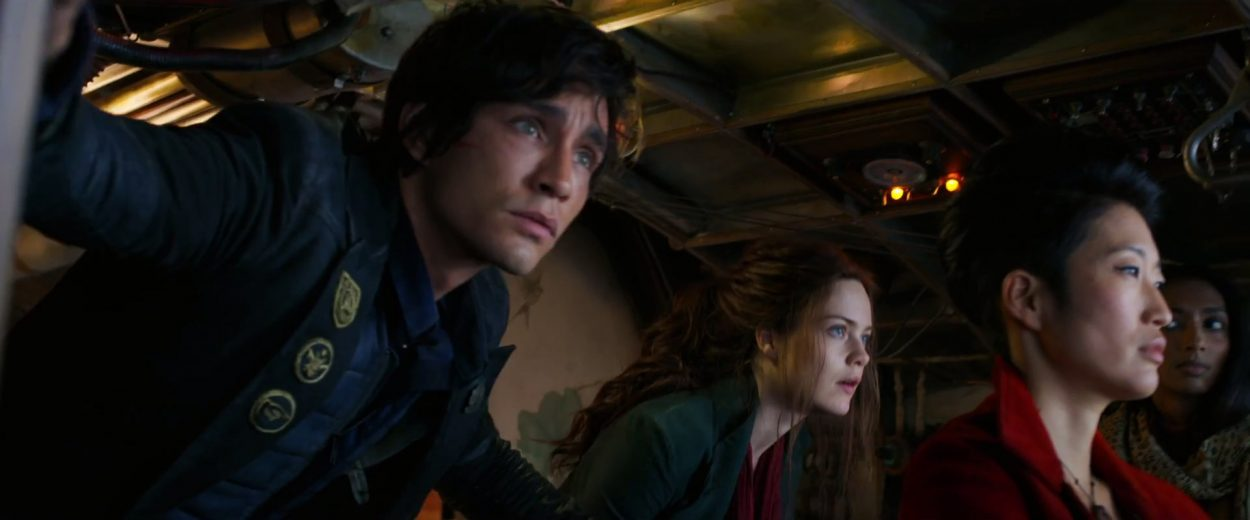 First 'Mortal Engines' Trailer!