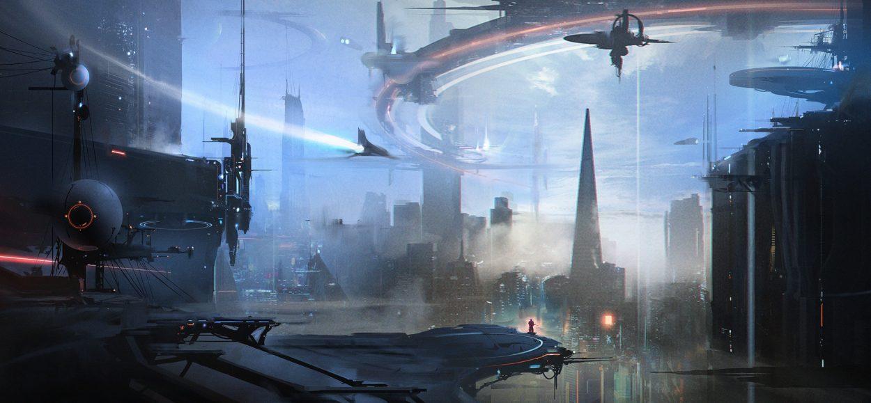 The Superb Sci-Fi Art of Nikolai Karelin