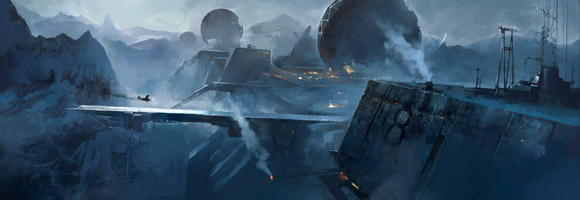 The Superb Sci-Fi Art of Nikolai Karelin