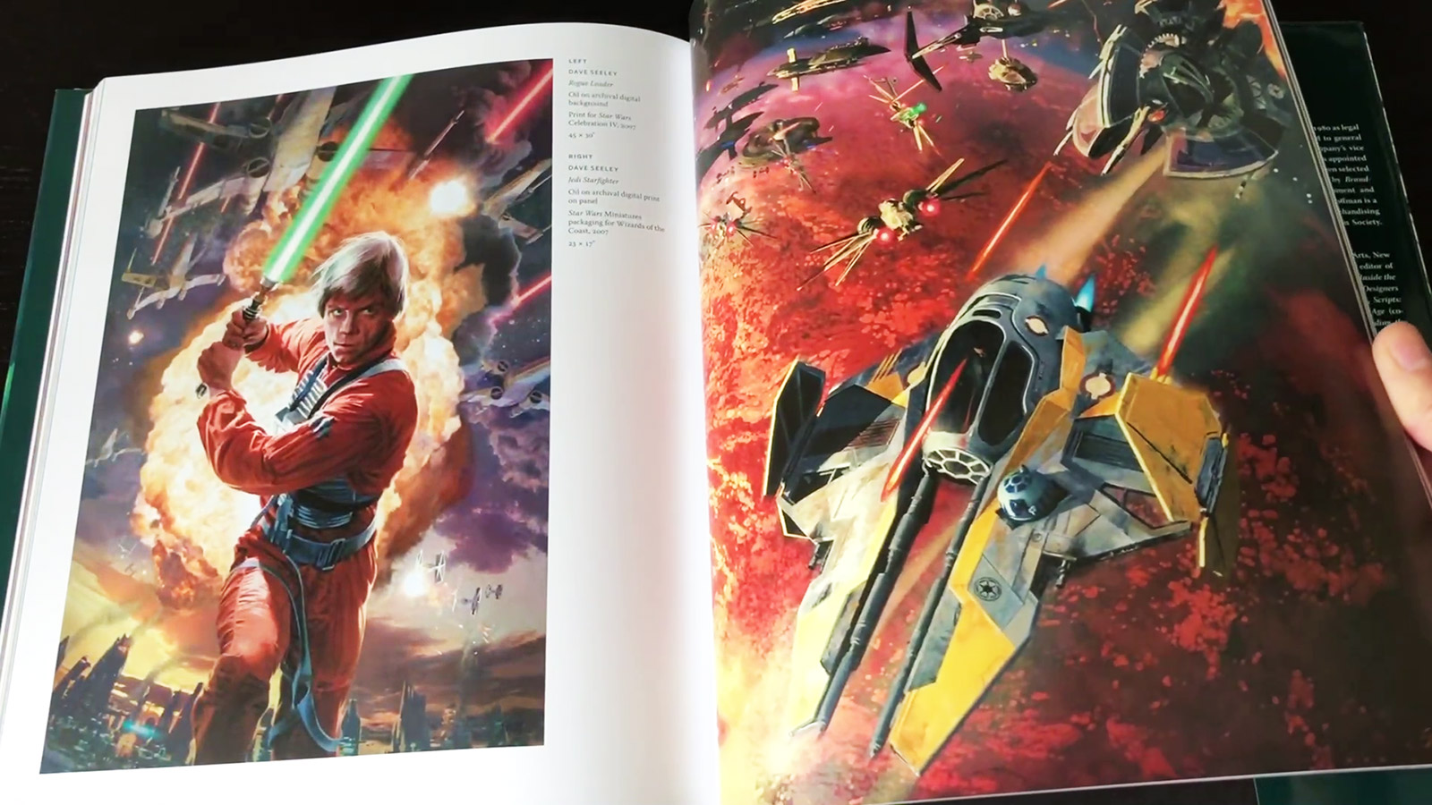Star Wars Art: Illustration Book Review
