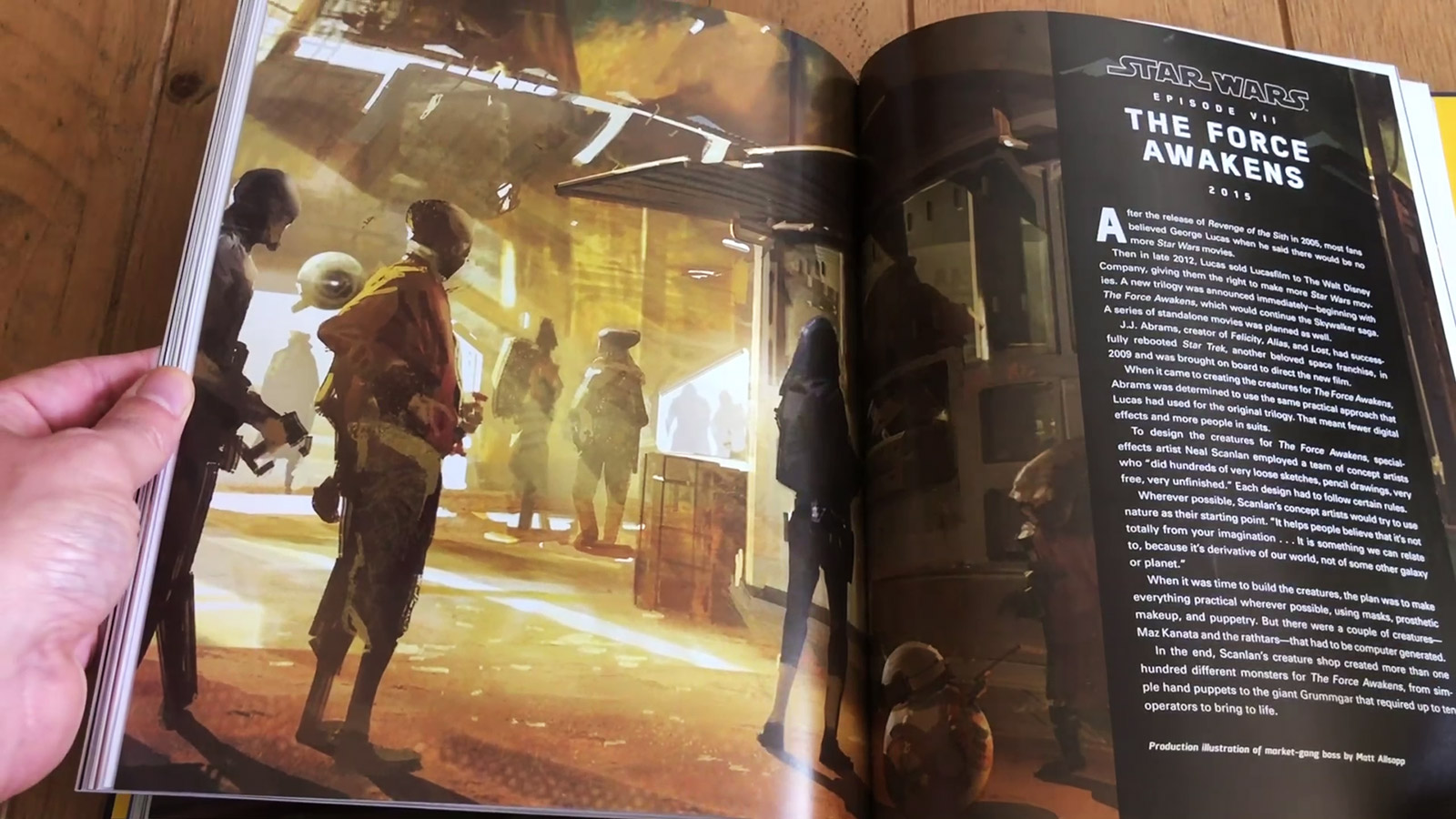 Moviemaking Magic of Star Wars: Creatures & Aliens Book Review