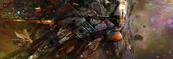 The Magnificent Sci-Fi Art of Daniel Dociu