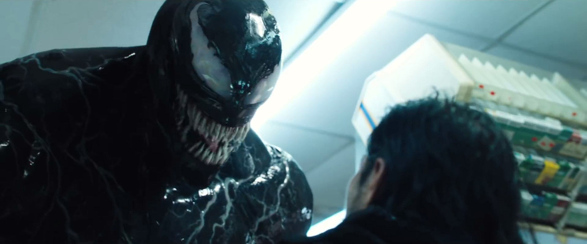 Venom Official Movie Trailer