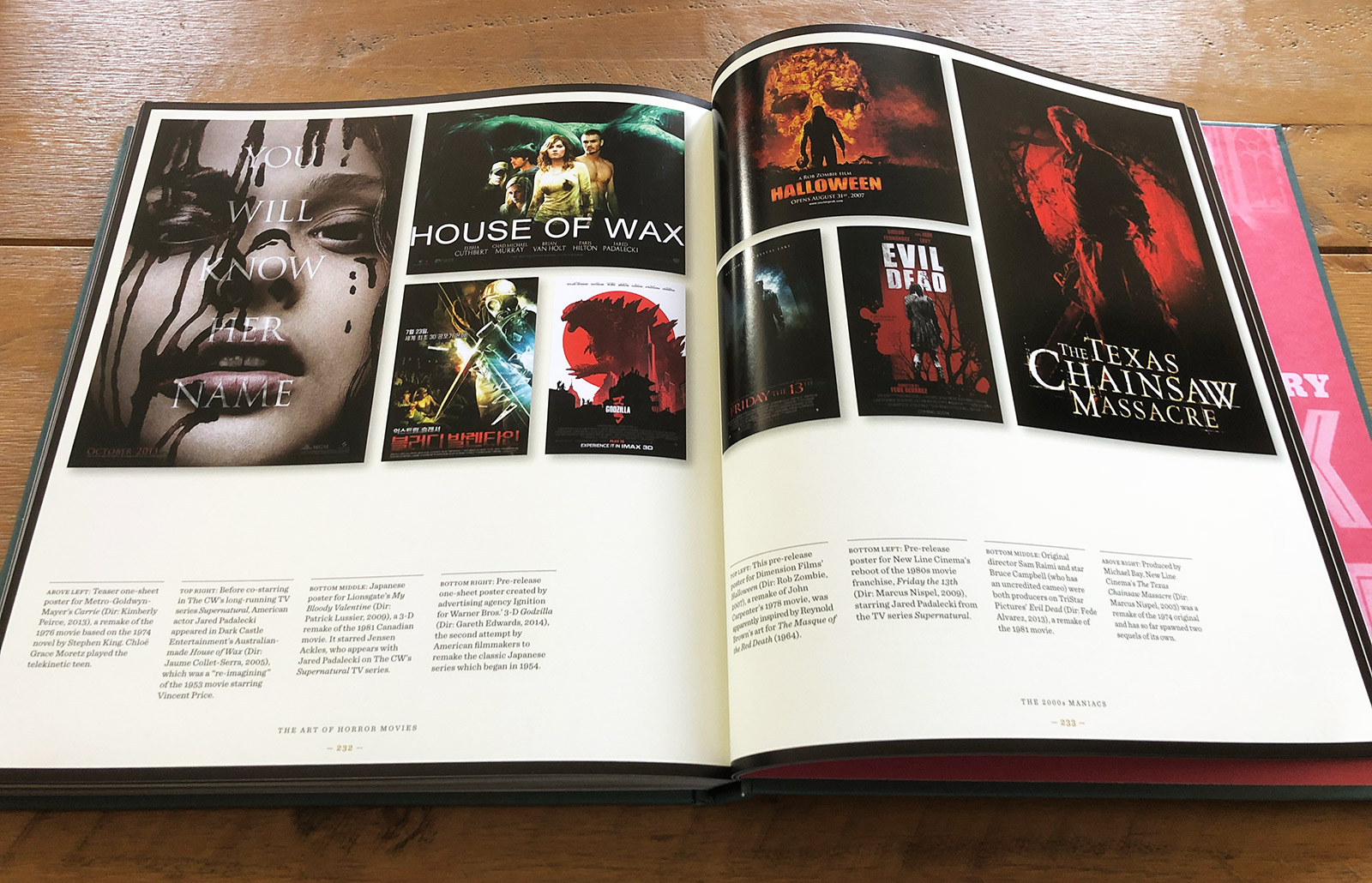 The Art of Horror Movies: an Illustrated History Book Review