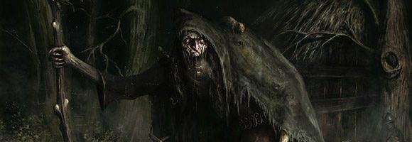 The Dark Fantasy Artworks of Igor Krstic