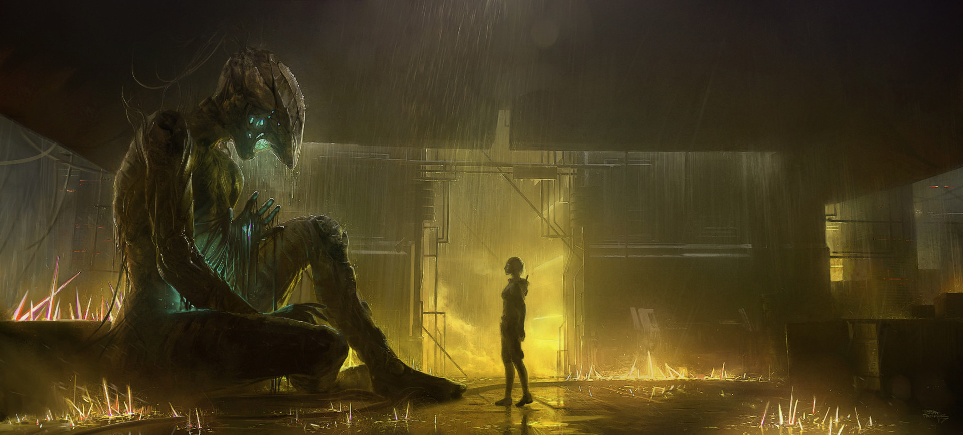 The Amazing Science Fiction Art of Eric Pfeiffer