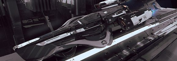 The Futuristic Concept Art of Sarah MCculloch
