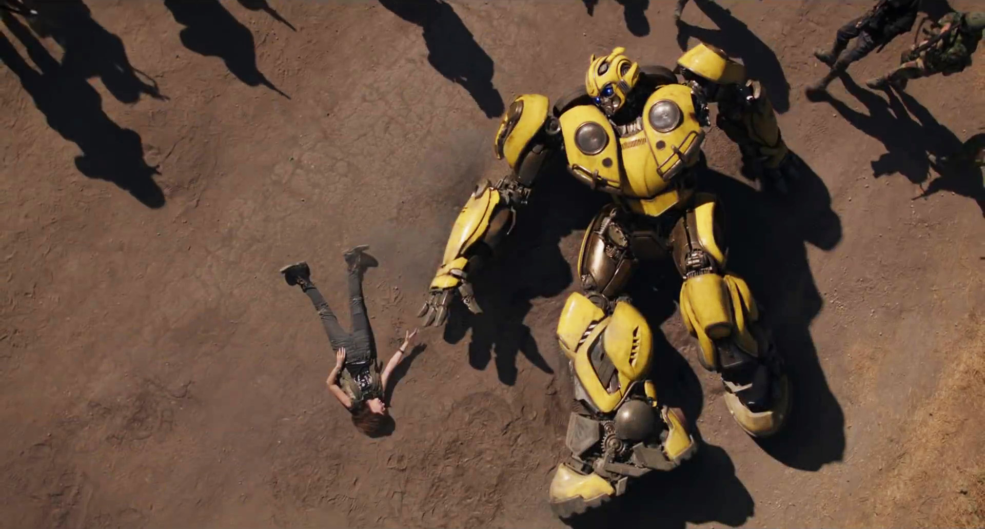 Latest Bumblebee Trailer
