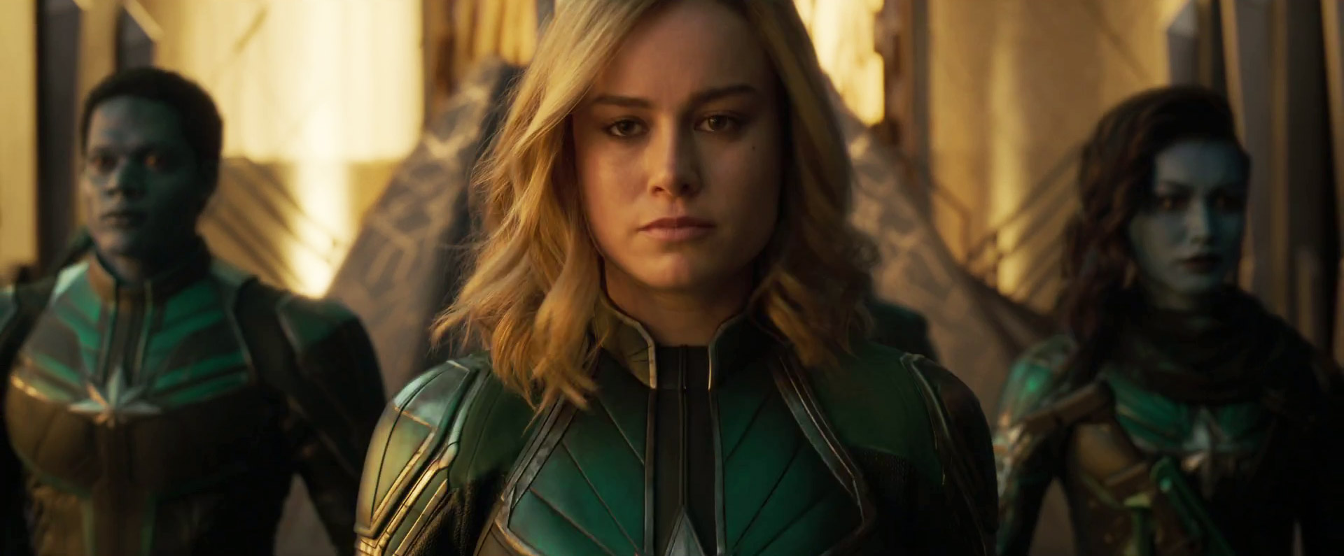 First Trailer for Captain Marvel!