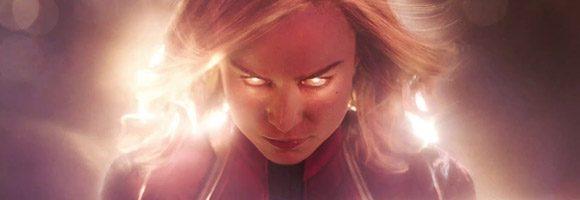 First Trailer for Captain Marvel!