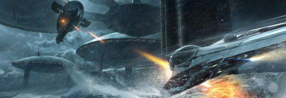 Star Wars Battlefront 2 Art by Anton Grandert