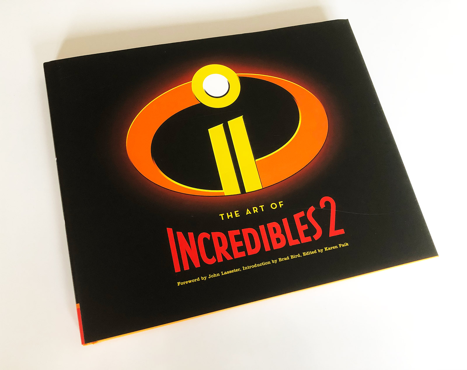 The Art of Incredibles 2 Book Review