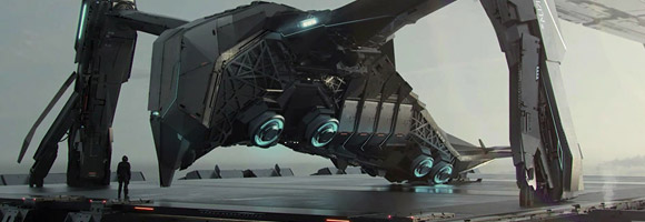 The Sci-Fi Concept Art of Gavin Rothery