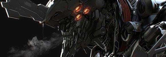 The Superb 3d Sci-Fi Art of Furio Tedeschi