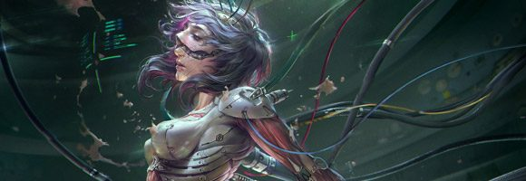The Superb Digital Artworks of Jeremy Chong