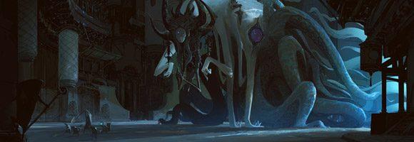 The Digital Fantasy Art of Yongming Yang