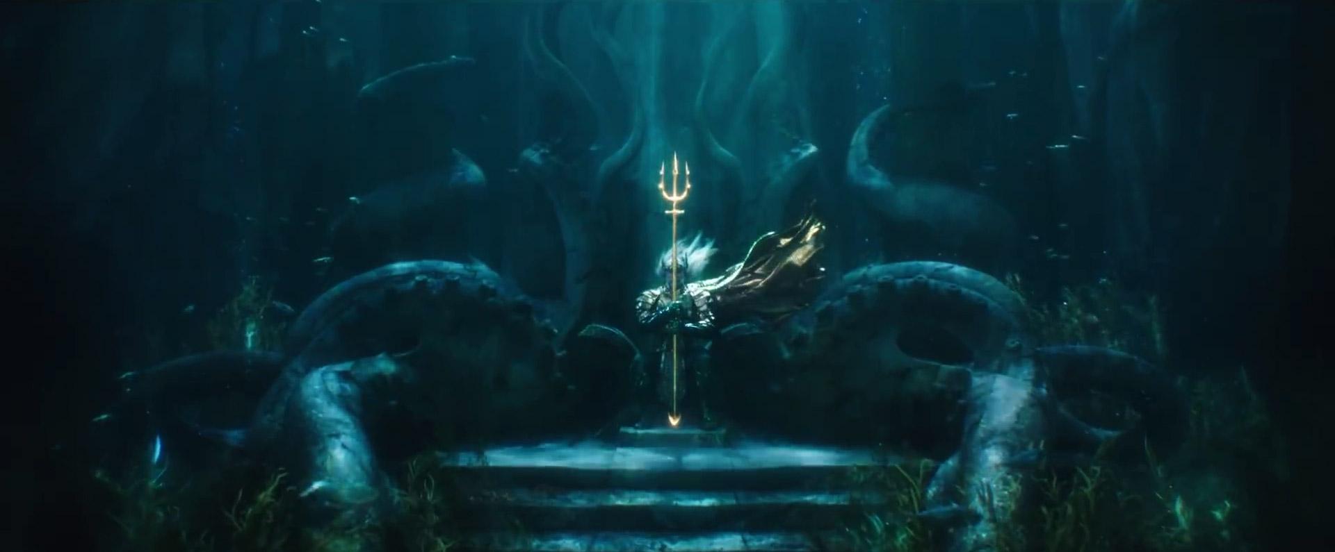 Stunning Final Trailer for Aquaman!